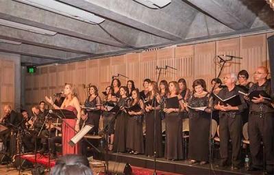 Omar & Saad Al Kassab, Andalus Arabic Choir